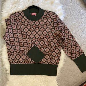 Kate Spade turtleneck sweater.